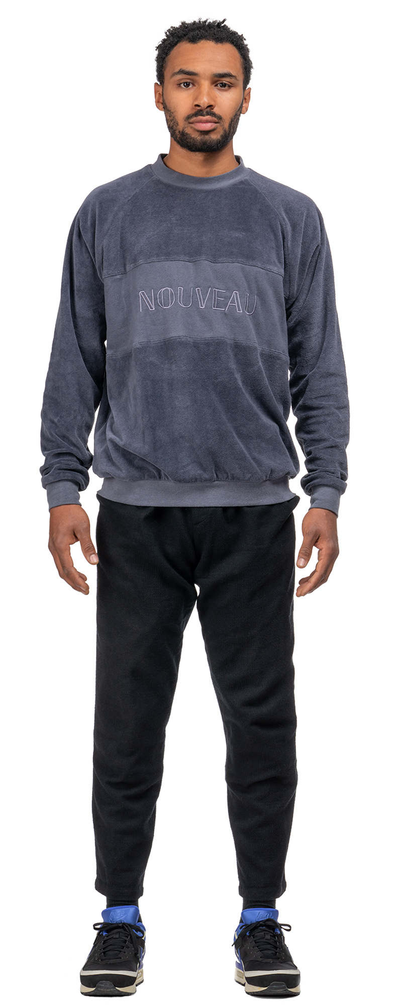 Sweatshirt Raglan Bois de Campêche